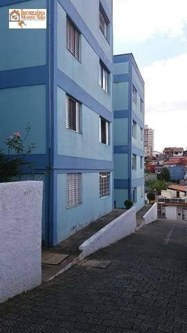 Imagem 1 de 15 de Apartamento Com 2 Dormitórios À Venda, 68 M²  - Recanto Bom Jesus - Guarulhos/sp - Ap1397