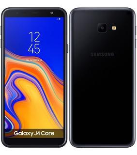 Samsung Galaxy J4 Core 16gb, Duos 8mp Preto, Leia O Anúncio