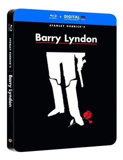 Blu-ray Barry Lyndon / De Stanley Kubrick / Steelbook
