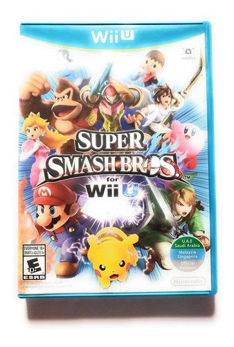 Wii U Super Smash Bros. - Edición Mundial