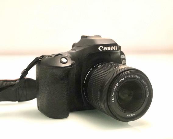 Canon 80d (câmera Profissional)