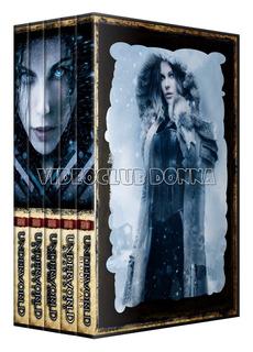Underworld Inframundo Pack Saga Completa 5 Dvd Colección