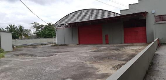 Galpão Em Neves, São Gonçalo/rj De 5000m² À Venda Por R$ 120.000.000,00 - Ga251077