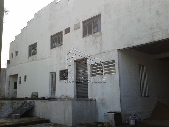 Ga2578 - Alugo Galpão No Embu Das Artes Com 1.236 Metros De Terreno, 1.136 Metros De Galpão, 720 Metros De Área Fabril, 128 Metros De Escritório - Ga2578 - 33874087