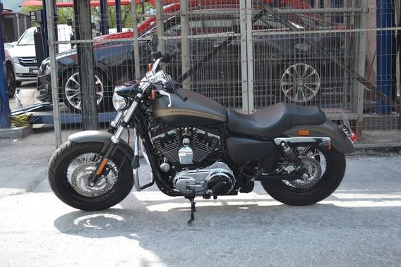 Harley Davidson Sportster 1200 Custom 2018