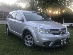 Dodge Journey 2.4 Sxt Atx Techo 3filas