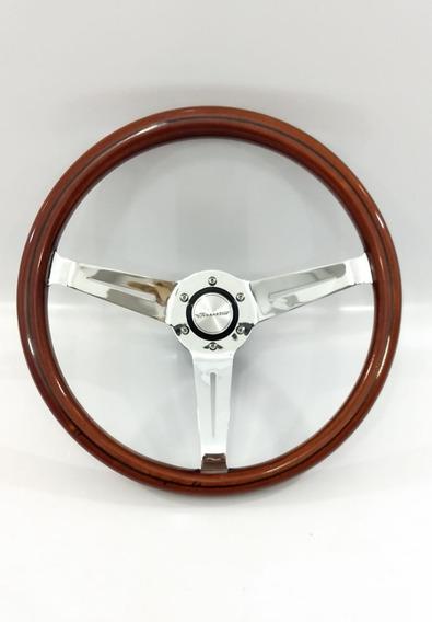 Volante Lenker Classic    Madeira Fusca Brasilia Variant