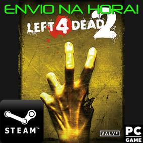 Left 4 Dead 2 Pc Original Steam Key