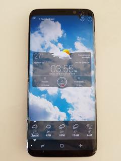 Samsung Galaxy S8 Dual Ametista Trincado