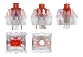 Switch Cherry Mx Red Rgb Para Teclado Mecanico