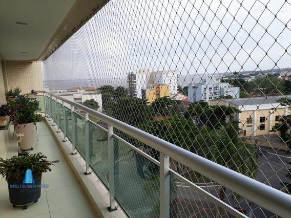 Apartamento A Venda No Bairro Parque Hotel Em Araruama - Rj. - 728-1