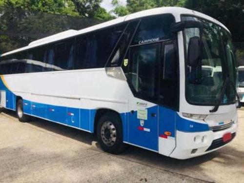 Imagem 1 de 6 de Ônibus Rodoviário 2008 Vw 17.230 Comil 44 Lug  Ar R$