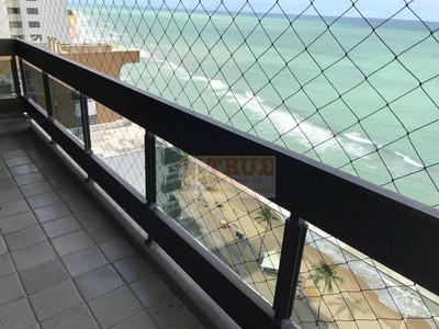 Apartamento A Beira Mar, Av. Boa Viagem. (81) 98715-3333 - Ap2236