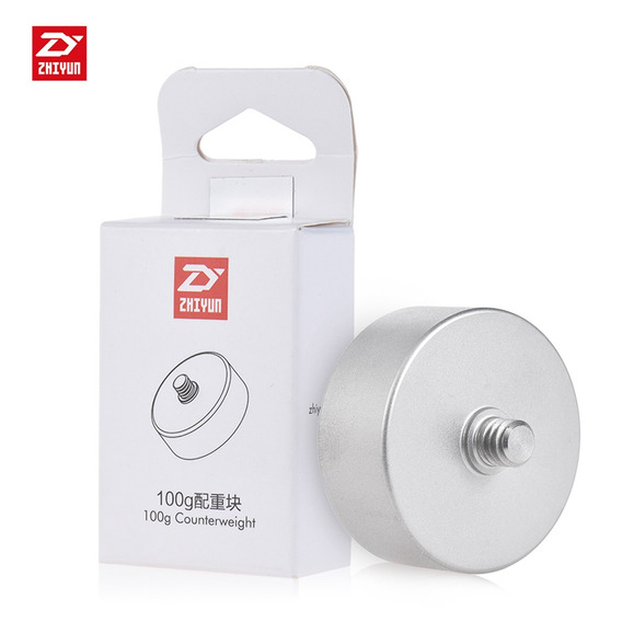 Contrapeso Zhiyun 100g Para Grua Zhiyun 2 Grua V2 - M 3