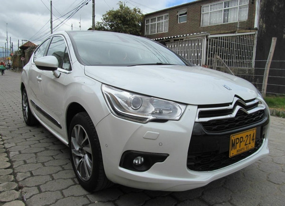 2013 Citroën Ds4 At 1600 Turbo