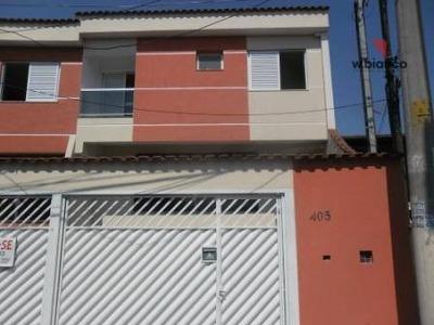 Sobrado Residencial À Venda, Vila Guiomar, Santo André. - So0166