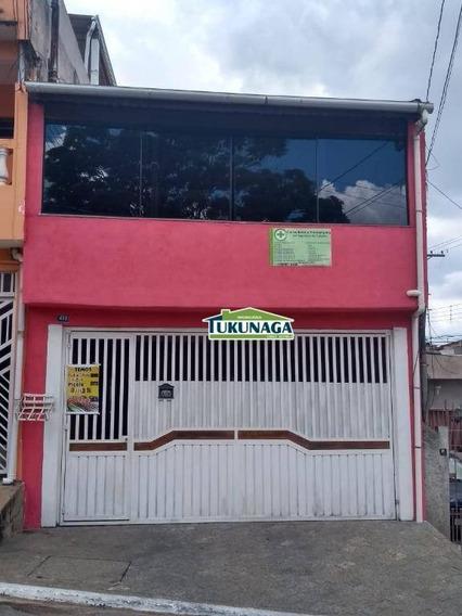 Bonito Sobrado Na Vila Carmela I - So0404