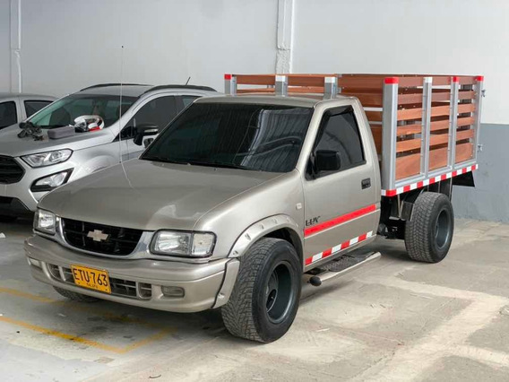 Chevrolet Luv Luv Trf Turbo Diesel