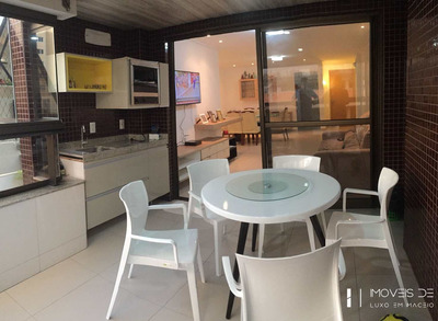 Apartamento Com 3 Dorms, Jatiúca, Maceió - R$ 850 Mil, Cod: 97 - V97