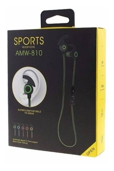 Fone De Ouvido Stereo Wireless Sports