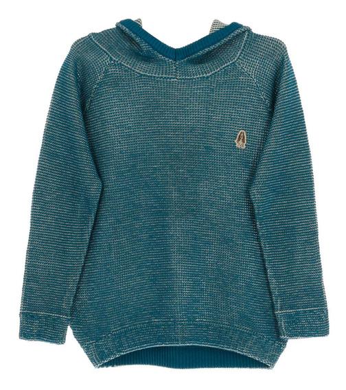 Sweater Algodon/acrilico Otto Sapphire Blue Hush Puppies Kid