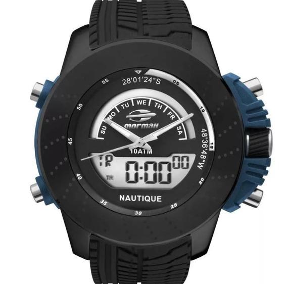 Relógio Masculino Mormaii Premium Mova002/8p