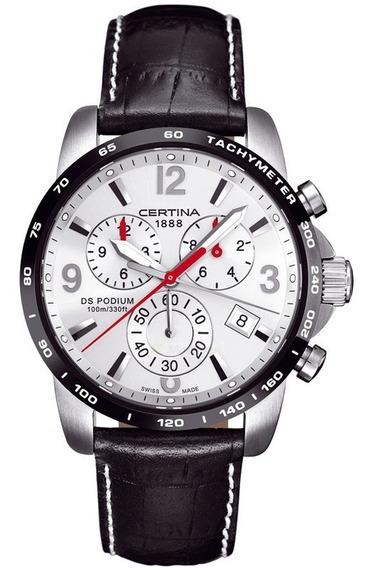 Relógio Certina - C001.617.26.037.00 - Ds Podium