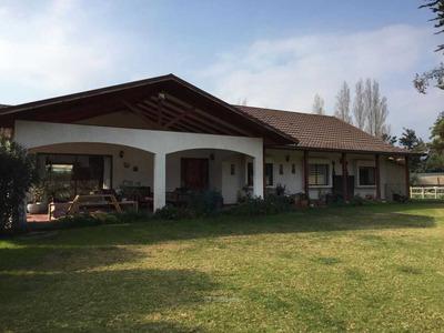 Av. Del Valle, Chicureo, Región Metropol