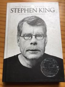 Livro Stephen King - A Biografia / Lisa Rogak Darkside