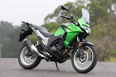 Kawasaki Versys X 300 Abs 2017 0km No Bmw No Honda No Ktm
