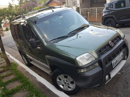 Fiat Doblo Adventure Locker - Toda Revisada