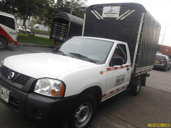 Nissan Frontier D-22 Np 300