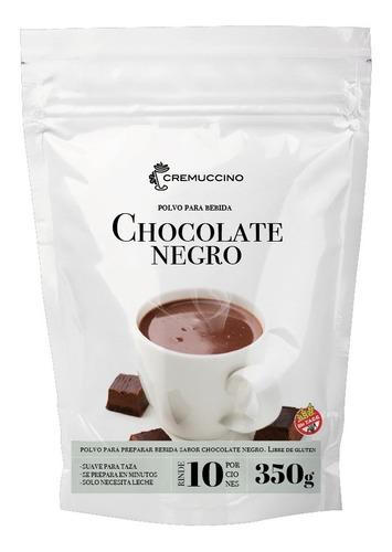 Chocolate Negro Espeso 350gr Cremuccino