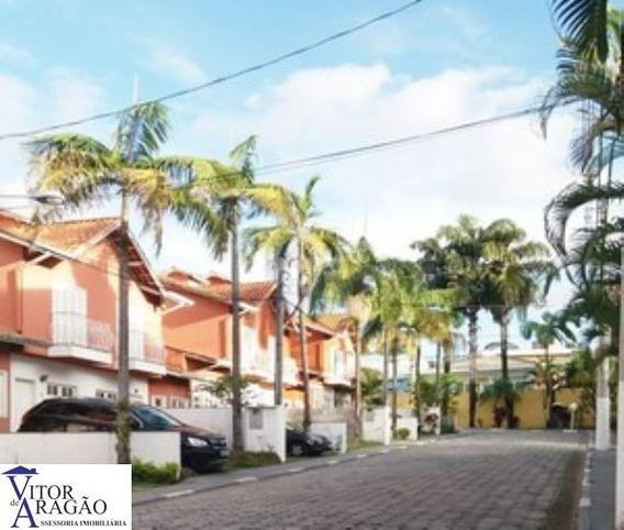 91947 - Casa De Condominio 3 Dorms. (1 Suíte), Palmas Do Tremembé - São Paulo/sp - 91947