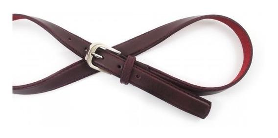 Cinturón De Piel Dama Shibui Para Cintura