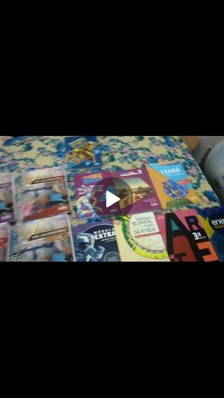 6 Apostilas Pré- Universitário + 8 Livros Complementares.sas