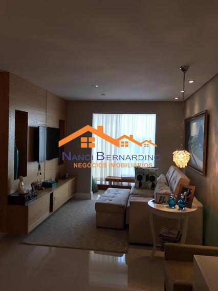 Belíssimo Apartamento No Residencial Arujá Clube. - 20192