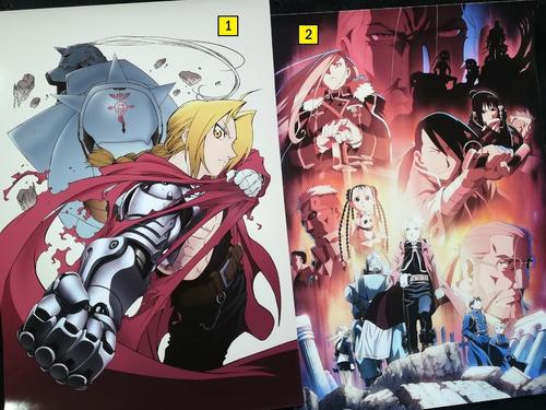 Posters A3 29x42cm Anime Fullmetal Alchemist #1 / Niponmania