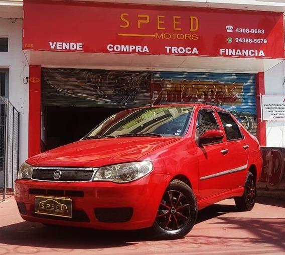 Fiat - Siena 1.0 Flex - 2009 - Aceito Troca - Financio