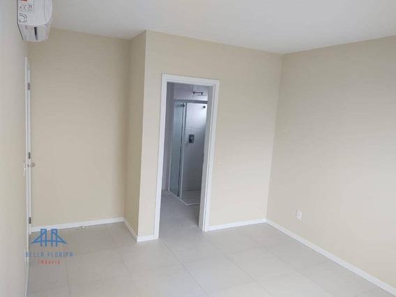 Apartamento Com 2 Dormitórios Para Alugar, 1 M² Por R$ 2.600,00/mês - Trindade - Florianópolis/sc - Ap2830