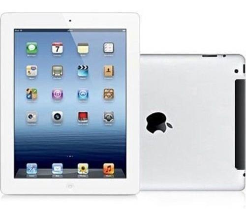 iPad 4ª 4g, Wifi 64gb Cinza/branco, Leia O Anúncio
