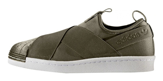Tenis adidas Originals Superstar Slip On Super Star Bz0647