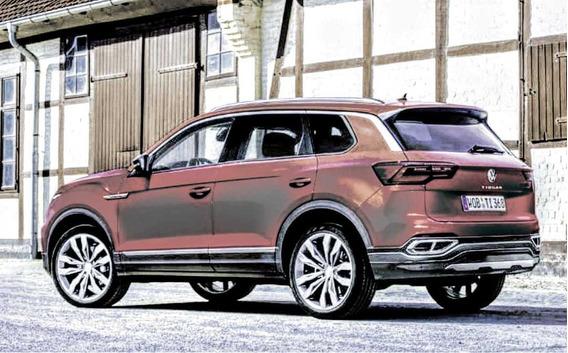 Volkswagen Tiguan Allspace Te=11-5996-2463 Financio 0km My20