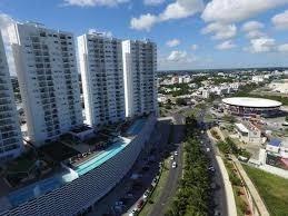 Preciosa Vista, Totalmente Amueblado Torre Miami Malecón Américas