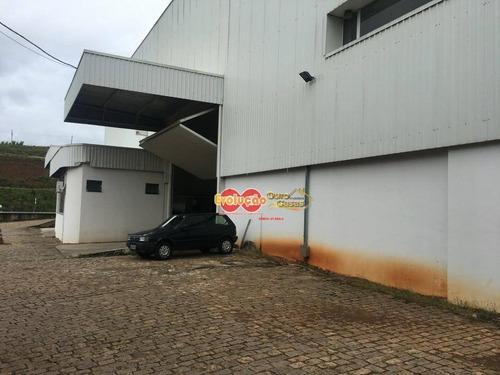 Galpão Industrial - Rodovia Dom Pedro I - Ga0160