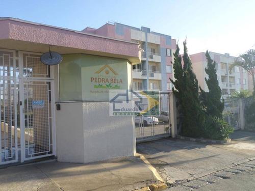 Apartamento Com 3 Dormitórios À Venda, 78 M² Por R$ 265.000,00 - Vila Urupês - Suzano/sp - Ap0196