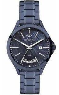 Relógio Technos Azul Ref.:2350ag/4a