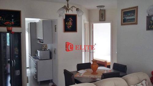Apartamento Com 2 Dormitórios À Venda, 51 M² Por R$ 235.000,00 - Jardim Oriente - São José Dos Campos/sp - Ap3475