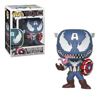 Funko Pop! Marvel Venom Venomized Capta Juguetería El Pehuen