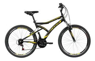 Bicicleta Mtb Caloi Andes Aro 26 - Quadro Aço - 21 Marchas